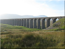 SD7579 : Ribblehead Viaduct by G Laird