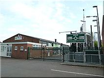 SO8453 : NAL Ltd, Weir Lane, Lower Wick by Chris Allen