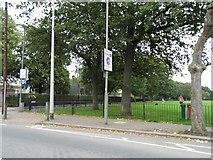 TQ2672 : Garratt Green by Burntwood Lane by David Howard