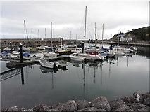 D3115 : Glenarm marina by Gareth James