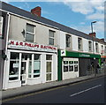 SS5998 : Lloyds Bank Gorseinon by Jaggery