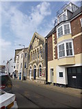 SY6878 : Weymouth, Royal Dorset Yacht Club by Mike Faherty