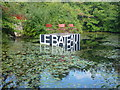 NT2475 : Royal Botanic Garden Edinburgh : Never Mind Le Bateau, Where's Le Gateau? by Richard West