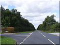 TG1715 : Reepham Road, Thorpe Marriot by Adrian Cable