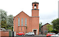 J3574 : St Martin's Church of Ireland, Ballymacarrett, Belfast (1) by Albert Bridge