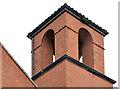J3574 : St Martin's Church of Ireland, Ballymacarrett, Belfast (2) by Albert Bridge