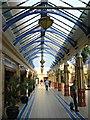 SD3036 : Arcade, Winter Gardens, Blackpool (1) by Brian Robert Marshall