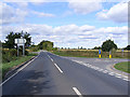 TG1913 : Reepham Road, Horsford by Adrian Cable