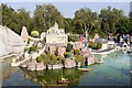 SU9374 : Miniland (Mont Saint-Michel - France) by Given Up
