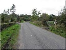 H0812 : Road at Kiltynashinnagh by Kenneth  Allen