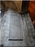 NS4863 : Paisley Abbey: the Cardonald Stone by Lairich Rig