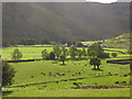 NY2706 : View towards Stool End farm by Nigel Brown
