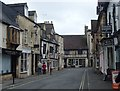 SP0228 : North Street towards Winchcombe High Street by Andrew Hill