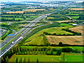 O1843 : Landing at Dublin International Airport by Joseph Mischyshyn