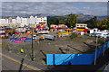NS7993 : Fun fair, Stirling by Ian Taylor