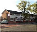 SD8110 : Row of houses, Heywood Street, Bury by Jaggery