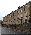 SK2168 : Rutland Terrace, Bakewell by Jaggery