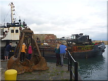 NT6779 : Coastal East Lothian : When The Boat Comes In by Richard West