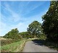 SP7726 : Former course of A413, Shipton by Rob Farrow