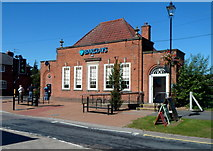 SO4382 : Barclays Bank, Craven Arms by Jaggery
