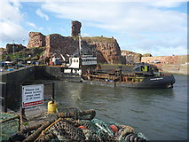 NT6779 : Coastal East Lothian : Victoria Harbour, Dunbar by Richard West