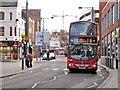 SJ8498 : Manchester, Shudehill by David Dixon
