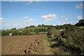 SP3342 : Windmill Hill, north of Compton Wynyates by Robin Stott