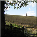SP3241 : Compton Pike from Whatcote Road by Robin Stott