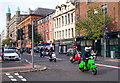 J3374 : Mods, Belfast by Rossographer