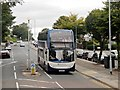 SD8104 : Bury Old Road, Metrolink Replacement Bus by David Dixon