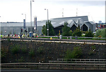 NS5566 : Runners at Partick by Thomas Nugent