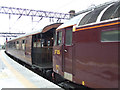 NS5864 : The Royal Scotsman at Glasgow Central by Thomas Nugent
