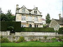 ST8260 : Orpin's House, Bradford on Avon by Humphrey Bolton