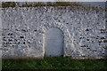 SD4354 : Garden wall by Ian Taylor