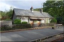 SH6441 : Station House Tan-y-Bwlch by John Firth