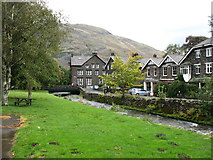 NY3816 : Glenridding village by David Purchase