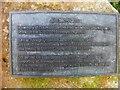 G9926 : Plaque, Jim McPadden by Kenneth  Allen