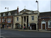 TF0920 : Bourne Town Hall by JThomas