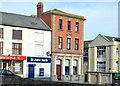 J1245 : The Ulster Bank, Banbridge (1) by Albert Bridge