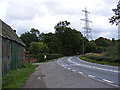 TM0744 : A1071 Back Road, Hintlesham by Geographer