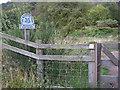 NZ9701 : Entrance to Brickyards Alum Quarry by Pauline E