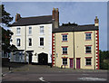 NZ2030 : Bishop Auckland - houses at bottom of High Bondgate by Dave Bevis