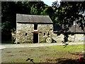 C3225 : Old farm buildings, Farragans by Kenneth  Allen
