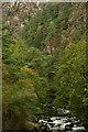 SH5946 : Aberglaslyn Pass, Gwynedd by Peter Trimming