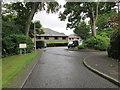 SE0823 : Grange Park - Skircoat Moor Road by Betty Longbottom