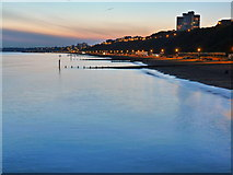 SZ1191 : Boscombe Pier view by Ian Paterson