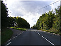 TL9840 : A1071 Hadleigh Road, Bower House Tye by Adrian Cable