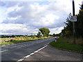 TL9740 : A1071 Hadleigh Road, Calais Street by Adrian Cable