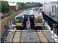 J3271 : Trains, Adelaide maintenance depot Belfast by Rossographer