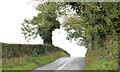 J1847 : The Flough Road near Banbridge. by Albert Bridge